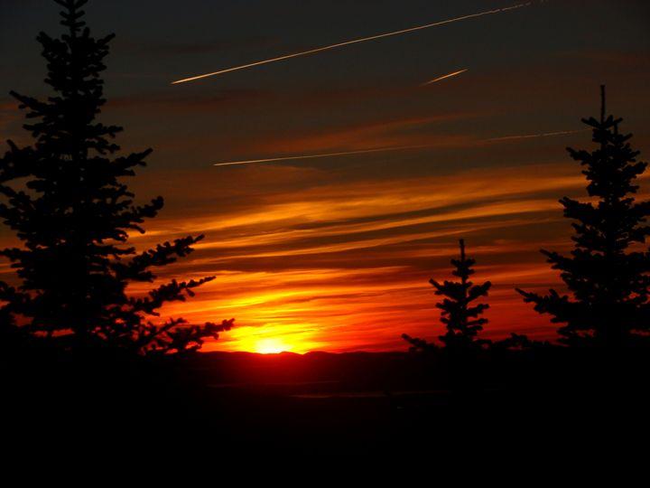 Beautiful Sunset - Priyanka