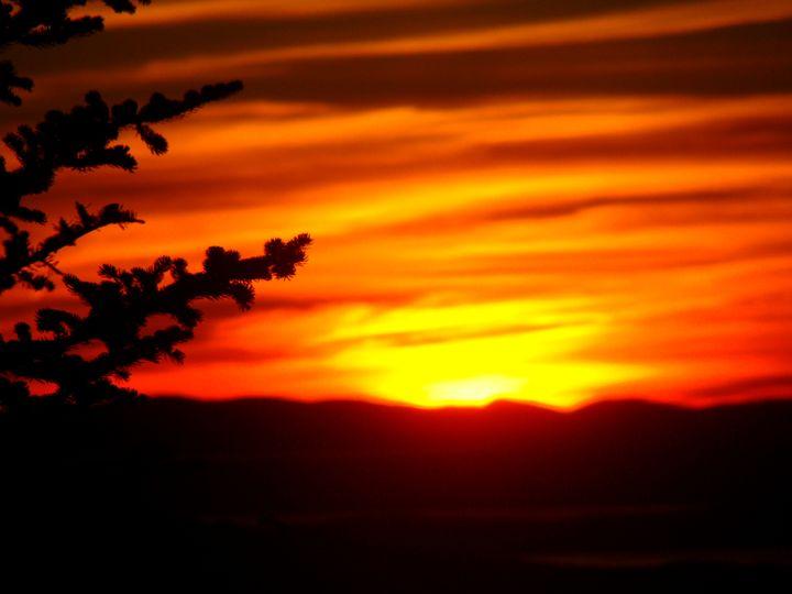Soothing Sunset Evening - Priyanka