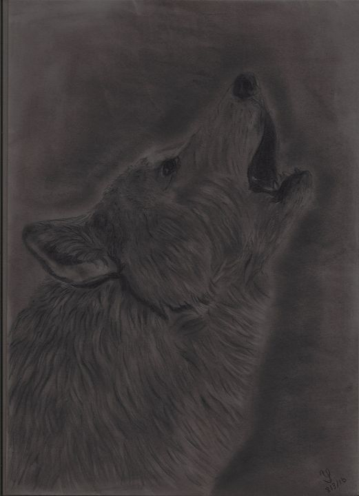 howler - easy draw