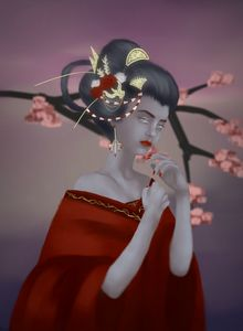 Concubine of the Tang Dynasty