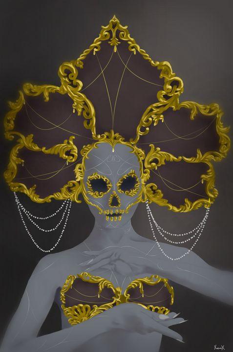 The Mask of Death - HanaHaru