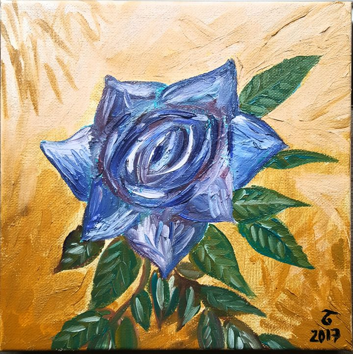 Blue rose - Bo