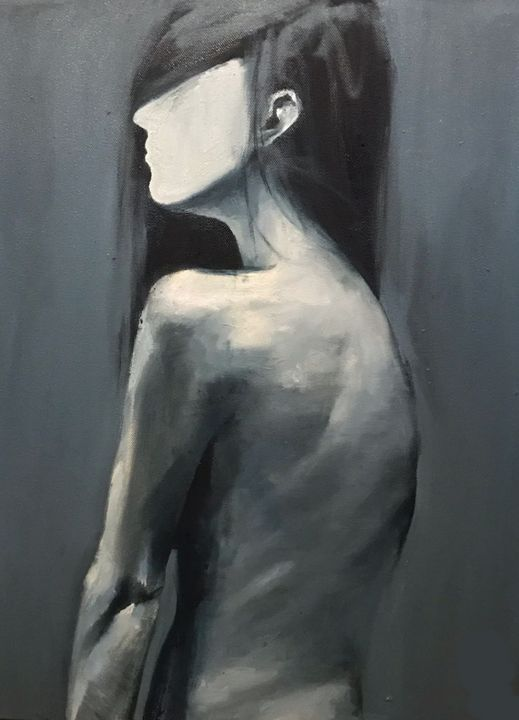 White Lies - Candice Philip Art