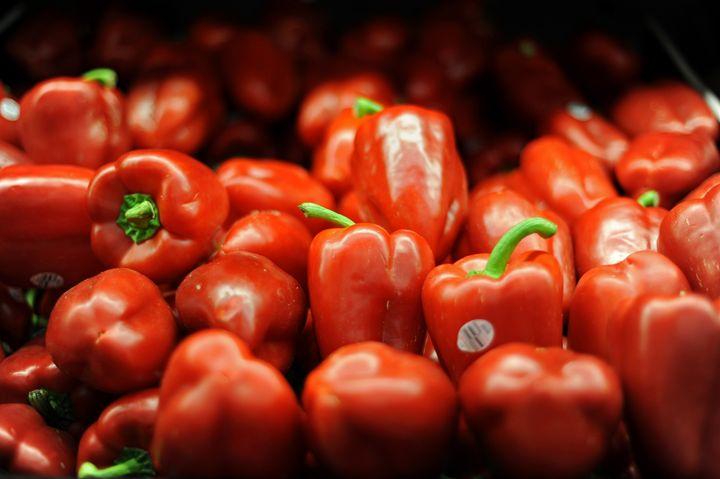 Bell Peppers - hiroko tanaka