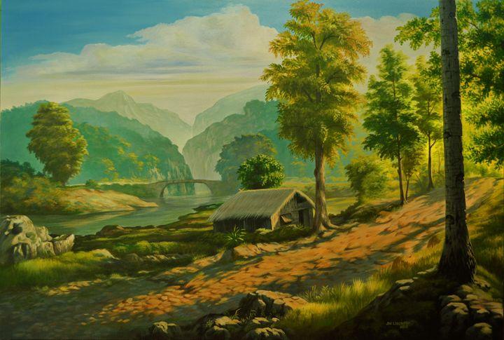 Golden Light - Jm Lisondra