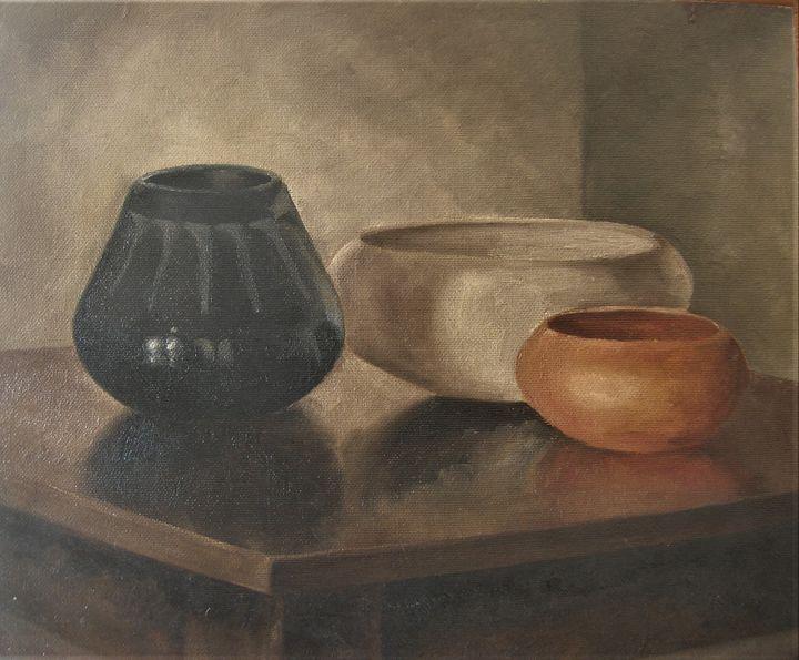 Pueblo Pottery - GreenGallery