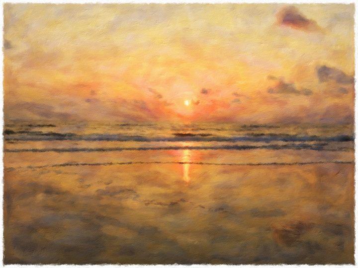 St. Augustine Sunrise - Beaglesong