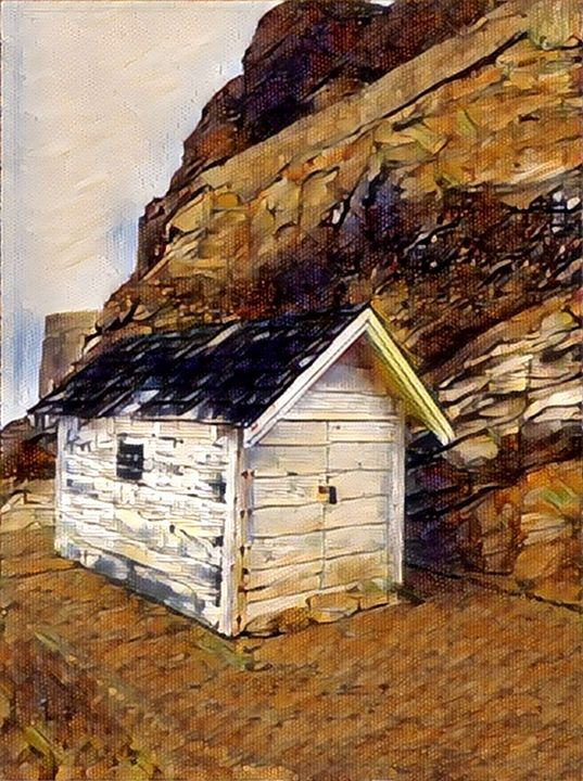 Point Reyes Shack - Beaglesong