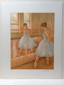 Untitled by David Tamarin (Ballerina