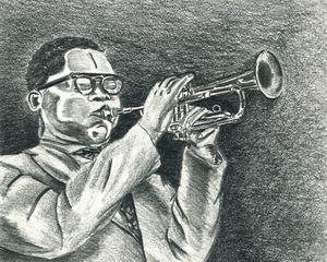 Study of Dizzy Gillespie