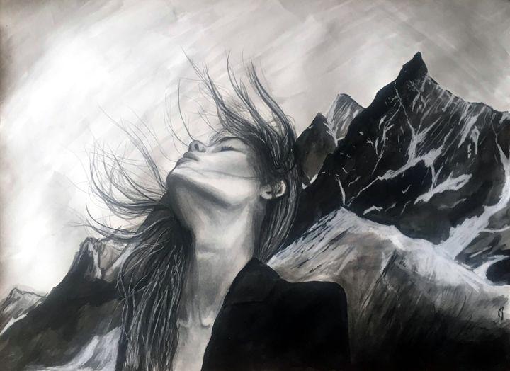 Windy - Johanna Hendrickson