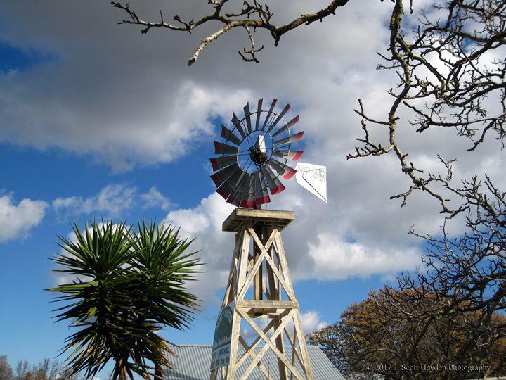 Dainty Windmill - J. Scott Hayden