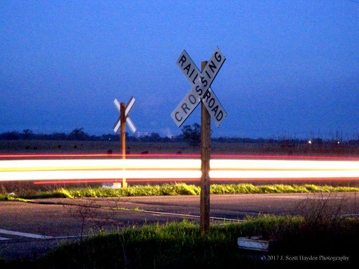 Light Speed Railway - J. Scott Hayden