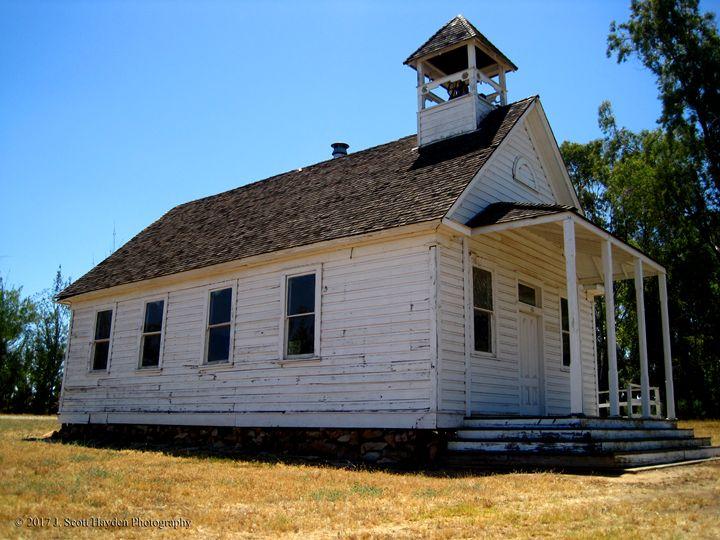 Old School House - J. Scott Hayden