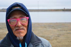 Barrow Alaska Man