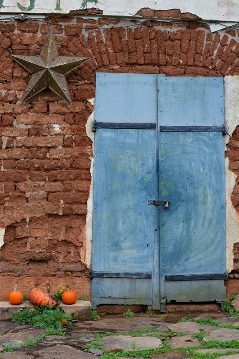 Calaveritas Steel Doors - J. Scott Hayden