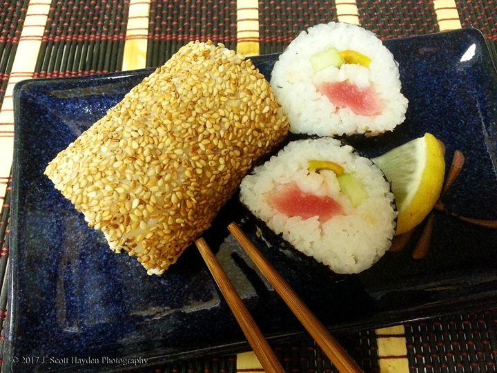 Sushi - J. Scott Hayden