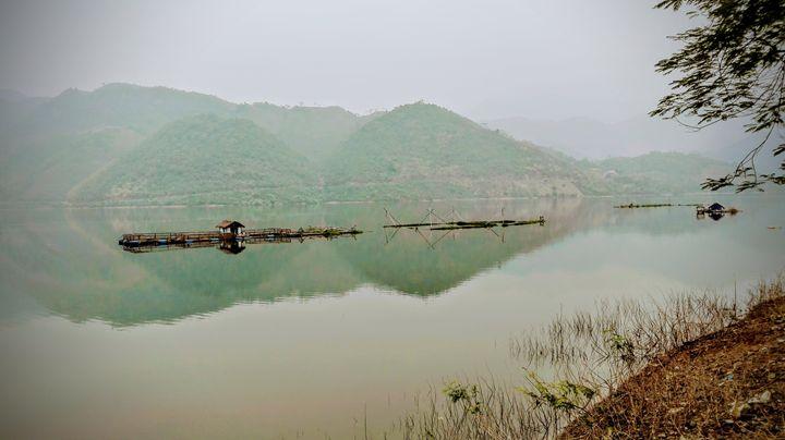 sông đà - pham Giang