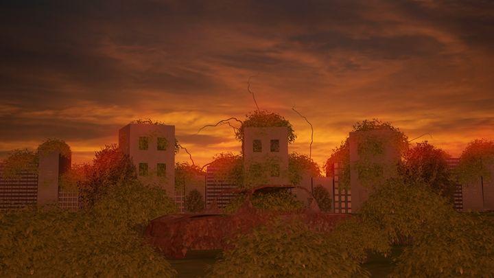 Arboreal Chaos - Akhdan
