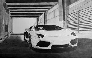 Lamborghini Aventador- Original