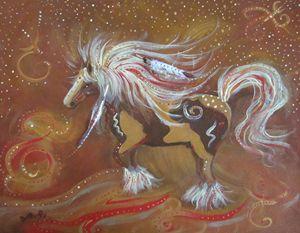Medicine Horse - Earth