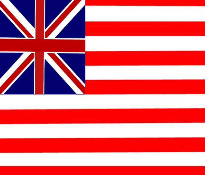 Union Jack Stripes Flag - My Evil Twin