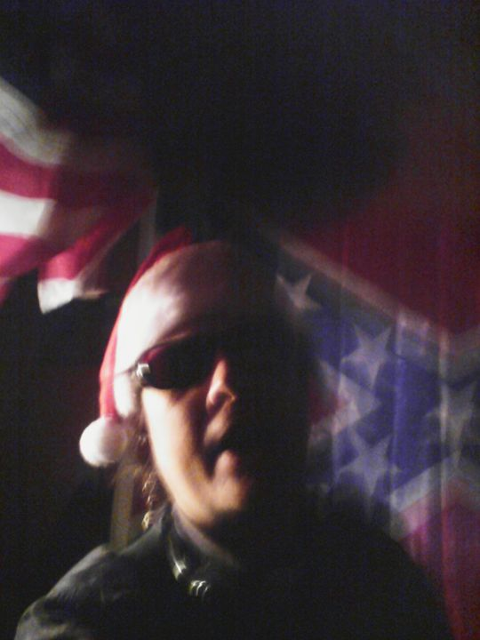 Santa In Shades - My Evil Twin