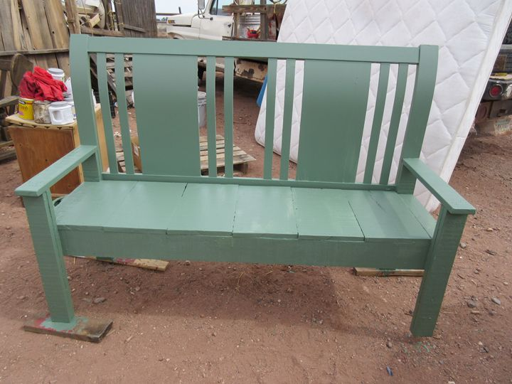 Green Bench - My Evil Twin