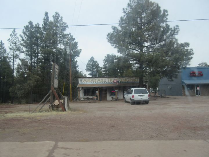 Anasazi Trading Post - My Evil Twin