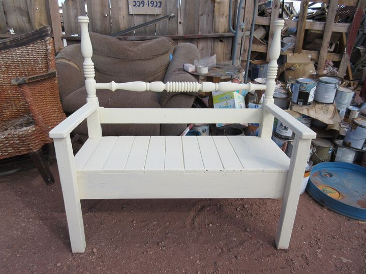 White Bench - My Evil Twin