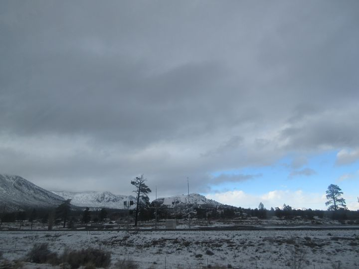 Snowy Mountains - My Evil Twin