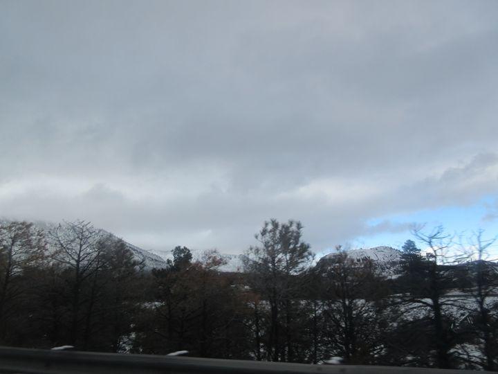Snowy Mountain Landscape - My Evil Twin
