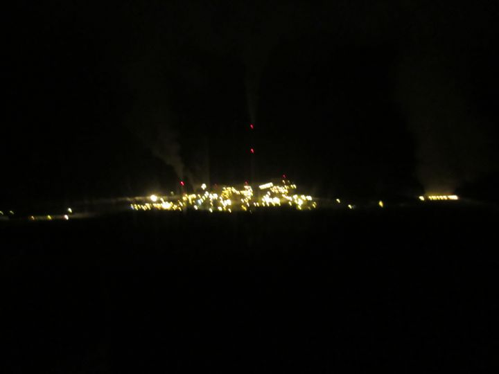 Cholla Power Plant #2 - My Evil Twin