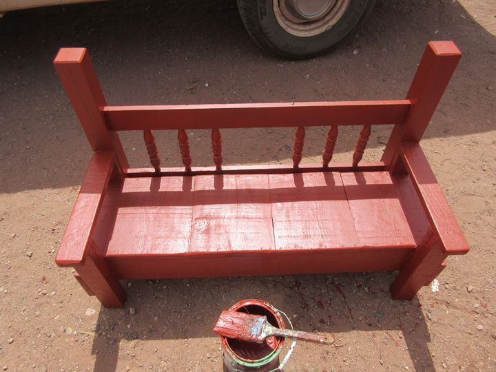 Red Bench - My Evil Twin