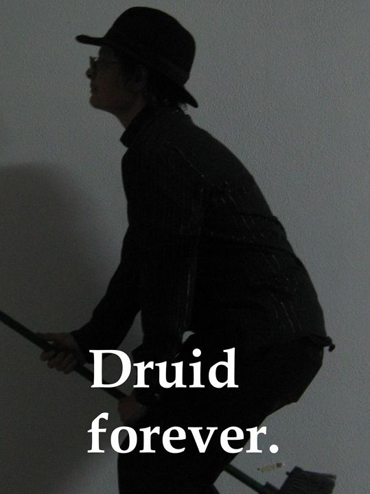 Druid forever - My Evil Twin