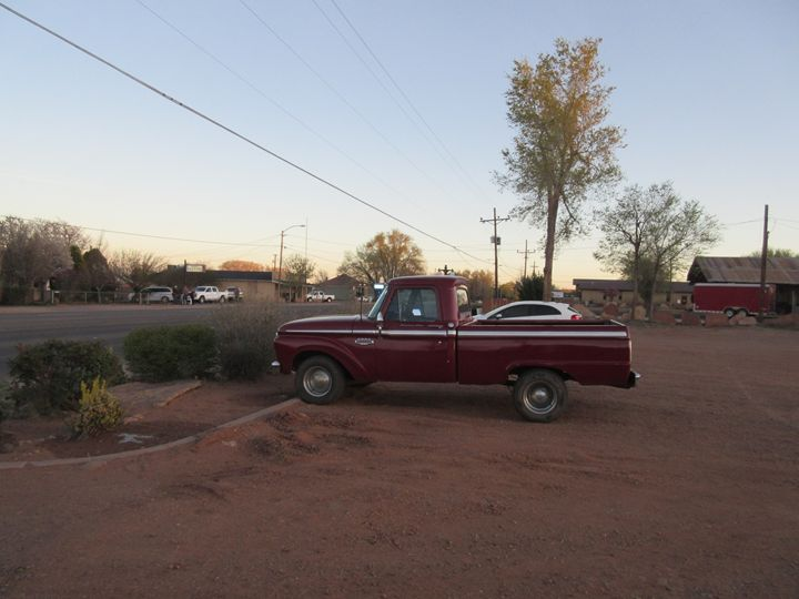 Mid '60s Ford Truck - My Evil Twin