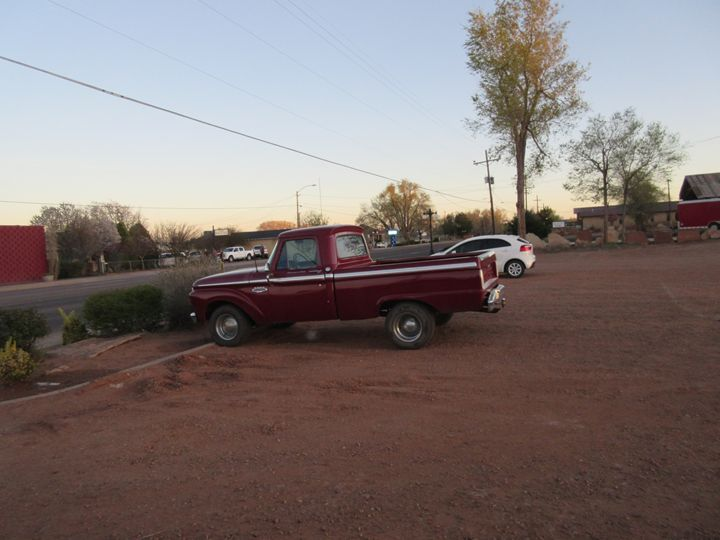 Mid 60s' Ford Truck - My Evil Twin