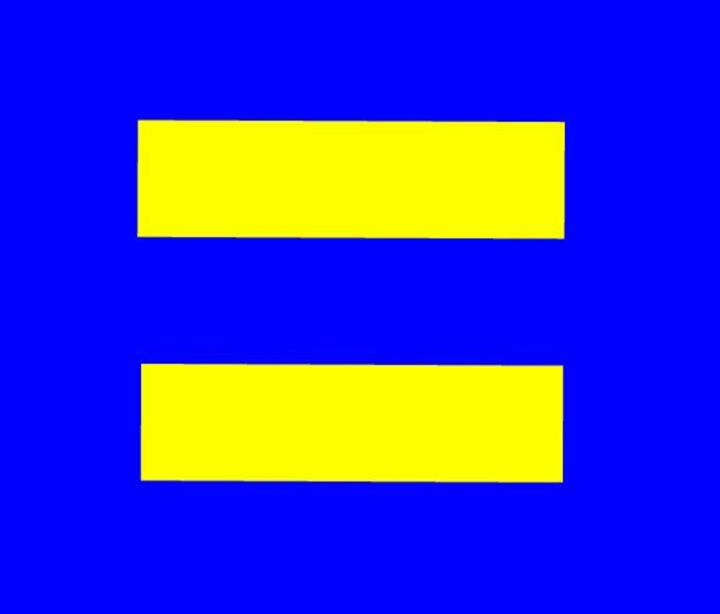 Human Rights Equality Flag - My Evil Twin