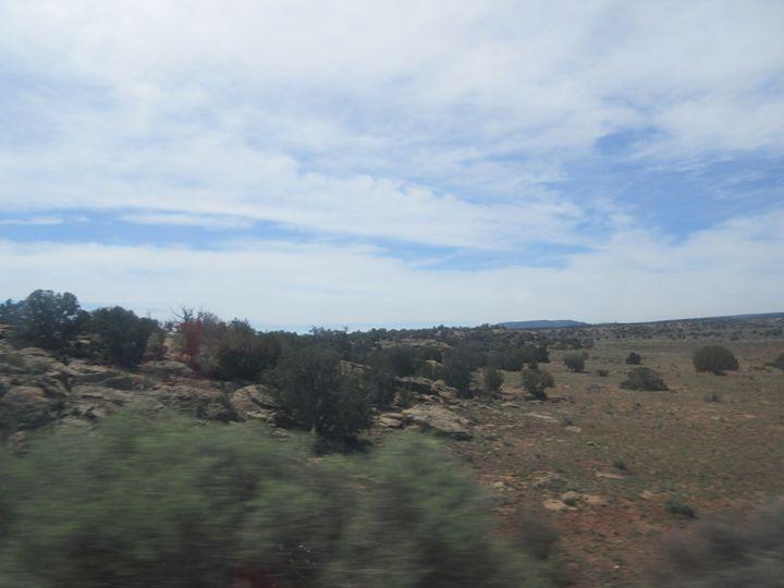 Concho, Arizona Landscape - My Evil Twin