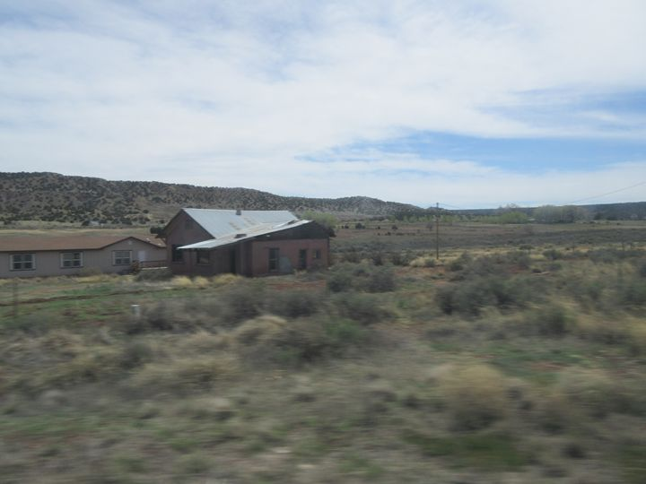 Old Concho, Az. House - My Evil Twin