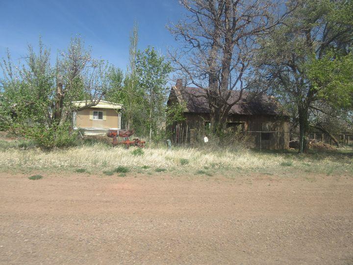 Old Concho, Az. house - My Evil Twin