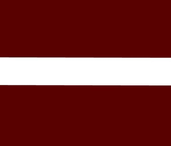 Latvia Flag - My Evil Twin