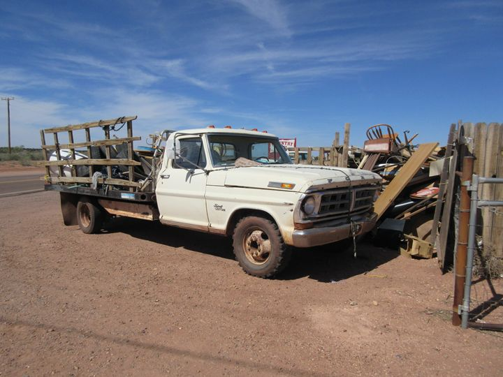 1969 Ford 1 Ton Truck - My Evil Twin