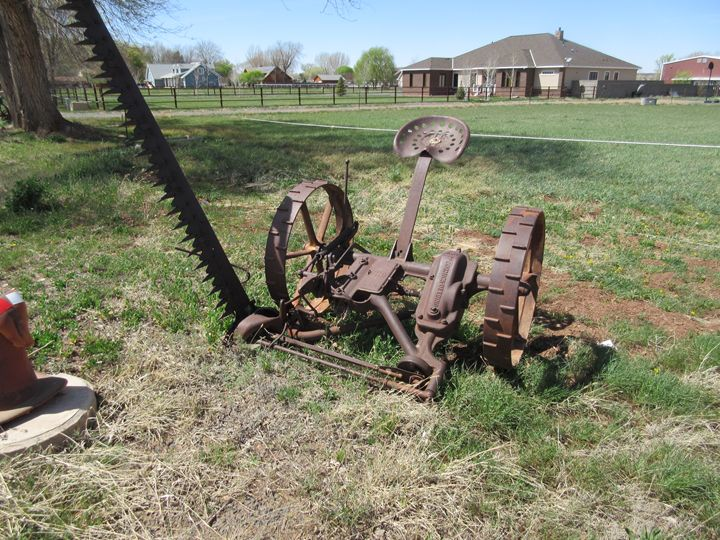 Horse Drawn Sickle Mower - My Evil Twin