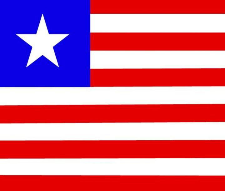 Liberia Flag - My Evil Twin