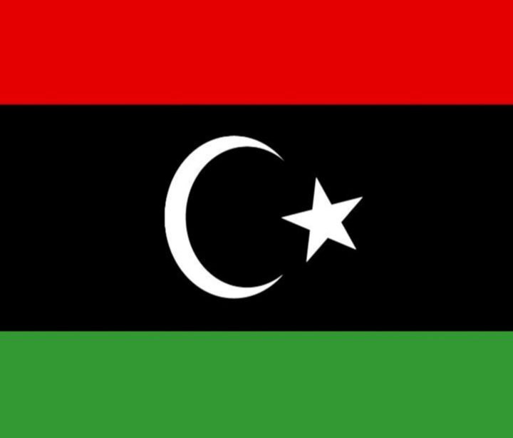 Lybia Flag - My Evil Twin