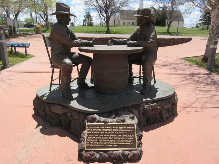 Cooley And Cluff Statue - My Evil Twin