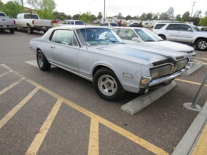 1968 Mercury Cougar XR7 - My Evil Twin