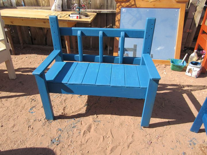 Blue Bench - My Evil Twin