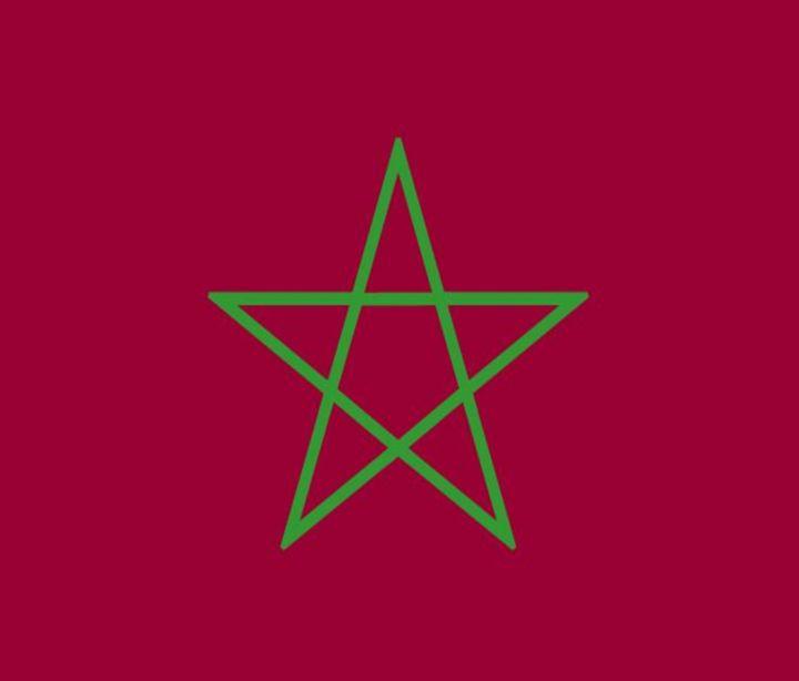 Morocco Flag - My Evil Twin
